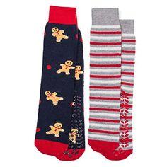 totes Ladies Original Slipper Socks (Twin Pack) Gingerbre... https://www.amazon.co.uk/dp/B01K7J3K7I/ref=cm_sw_r_pi_dp_x_4rabAbHGN2HP4
