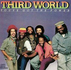 Reggaediscography: THIRD WORLD - DISCOGRAPHY (Reggae Band)