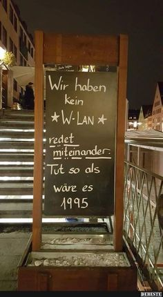Besten Bilder, Videos und Sprüche und es kommen täglich neue lustige Facebook Bilder auf DEBESTE.DE. Hier werden täglich Witze und Sprüche gepostet! Jokes Quotes, True Quotes, Funny Quotes, Best Quotes, Wifi, Chalkboard Quotes, German Quotes, Funny Signs, Make Me Smile