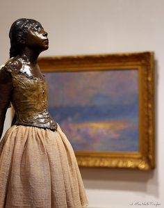 Degas and Monet - Baltimore Museum of Art