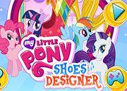 My Little Pony Shoes Designer