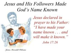 """1 Corinthians ch.8 vs. 5,6 - For even though there are those who are called 'gods', whether in heaven or on earth, just as there are many 'gods' and many 'lords', there is actually to us ONE God, the Father, out of whom all things are, and we for him, and there is one Lord, Jesus Christ, through whom all things are, and we through him."""" See Colossians 1:15-19. Jesus was God's first spirit creation. He helped God create everything else."""