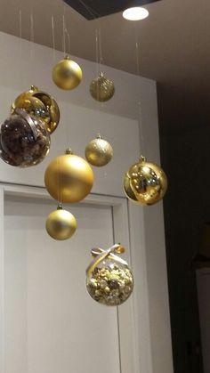 Pop corn come decorazione natalizia!!