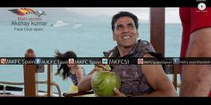 Akshay Kumar sir In a still from #TheShaukeens ..love liife like #AKFCS