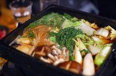 Nabemono | Bento.com Japanese cuisines - nabemono (quick-cooked stews)