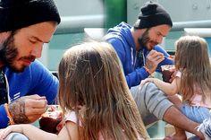 ice cream date.