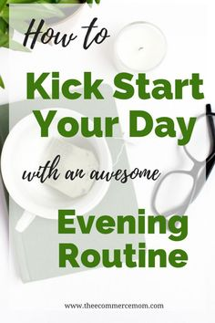 Kick start your day with an evening routine that is designed to work around your families needs. This post outlines my resource for helping you do this. Morning Routine Printable, Bedtime Routine Chart, Night Time Routine, Evening Routine, Work Life Balance Tips, Family Home Evening, Charts For Kids, How To Stop Procrastinating, Time Management Tips