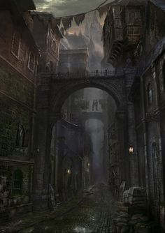 The Art Of Bloodborne