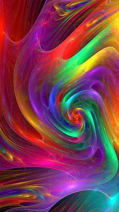 Rainbow Wallpaper, Colorful Wallpaper, Cool Wallpaper, Wallpaper Backgrounds, Colorful Backgrounds, Fireworks Wallpaper, Wallpaper Quotes, Cellphone Wallpaper, Iphone Wallpaper