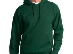 The traditional pullover hooidie in a wide variety of colors