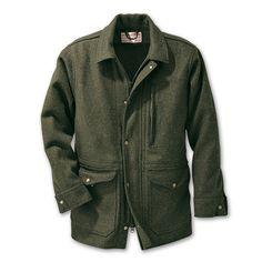 Wool Weekender Jacket - Extra Long