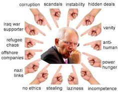 PATRINAKI: ΛΕΕΙ ΨΕΜΑΤΑ Ο ΣΟ'Ι'ΜΠΛΕ....ΔΗΛΩΝΕΙ Ο ΑΝΤΙΠΡΟΕΔΡΟΣ ... Iraq War, Scandal, History, Blog, Historia, Blogging