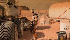 Realidad y ficción en 'The Martian'