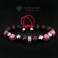 Womens Bracelet, Gift For Her, Gemstone Gift, Jewelry For Women, Adjustable, Bracelet For Women, Vogue Fashion by JuniperandEloise on Etsy