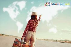 Grasp your dreams, travel the world!  Meet us halfway - www.takemytravel.com  #Dreams #Wanderlust #Traveller #TravelTheWorld #LoveToTravel #Travel