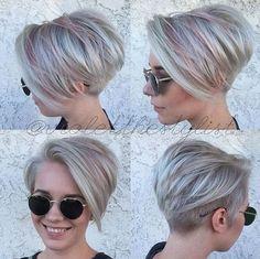 Shaggy, Unordentlich, Spiky, Choppy, Schichten Pixie Haarschnitte - Kurzhaarschnitt 2016