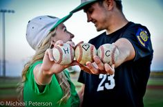 oh my gosh yes, when I marry my baseball player. H Loves C… Cute Couples Cuddling, Cute Couples Texts, Cute Couples Photos, Cute Couple Pictures, Cute Couples Goals, Couple Photos, Prom Pictures, Baseball Softball Couple, Baseball Couples