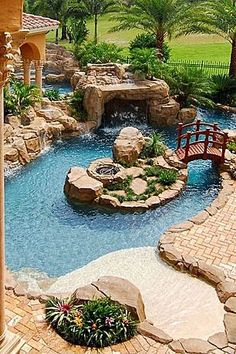 139 Best Tropical Pools Images On Pinterest In 2018