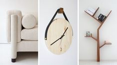 arredamento-minimal-dettagli Minimalism, Clock, Wall, Design, Home Decor, Grande, Thoughts, Studio, Minimal Look