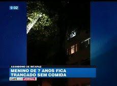 Galdino Saquarema Noticia: Criança de 7 anos sem comida e trancado por dois dias no RJ