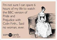 Mr Darcy humor