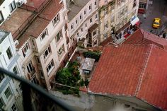 From the Galata Tower by //sarah on Flickr.