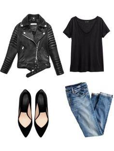 MINIMAL + CLASSIC #denim #jeans