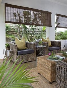 Garden and Home | 6 clever ideas for outdoor living spaces