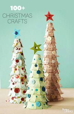 Celebrate the season with hundreds of our favorite Christmas crafts! | Better Homes and Gardens