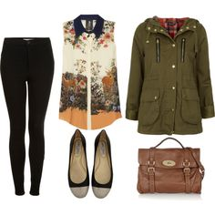 perfect fall outfit!