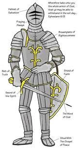 Mothers Who Know: Putting on the Whole Armor of God/FHE with object lesson
