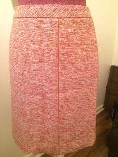 Ann Taylor Skirt 100 Silk Size 2   eBay