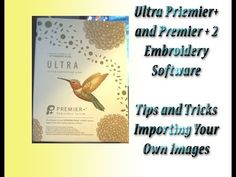 28 Best Digitizing with Premier+Ultra images in 2018 | Embroidery