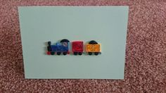 General Card: Personalised Handmade Quilled Greeting by BavsCrafts