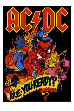 ac dc posters | AC/DC