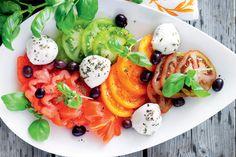 10 sunde opskrifter med tomater