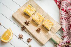 Świąteczny sernik z pomarańczą - healthy plan by ann