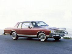 1979 Chevrolet Caprice Landau   Chevrolet Caprice Coupe 1980–1985 wallpaper (5)