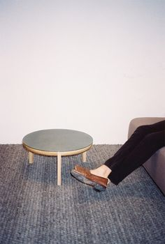 """kiddings: """" edit of moon tables, 2011 ana kraš """" Home Design, Interior Design, Ana Kras, Moon Table, Trends, Color Photography, Style Guides, Living Spaces, Objects"""