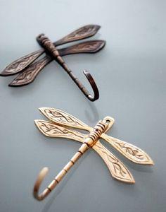 Krok, trollslända. Dragonfly hook.
