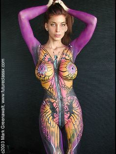 #art #bodypaint