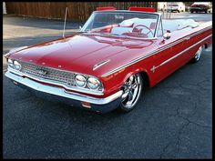 1963 Ford Galaxie 500 Convertible Maintenance of old vehicles: the material for new cogs/casters/gears/pads could be cast polyamide which I (Cast polyamide) can produce