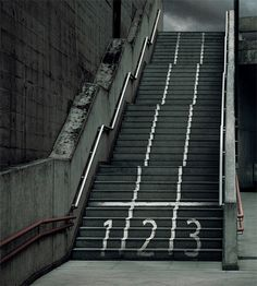 Guerrilla Marketing Stairs – Outdoor Ads and Street Art in Unusual Places