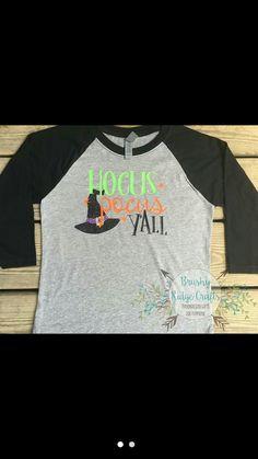 489f81d3 Halloween Shirts Kids, Kids Shirts, Shirts For Girls, Fall Halloween, Hocus  Pocus
