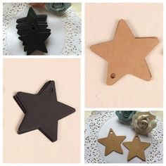 50pcs Five Star Paper Label Kraft Paper Hanging Tags Wedding Party Gift Labels  What does include #goodbuy:  Enjoyable shopping at cheapest prices Best quality goods 24/7 support & easy communication 1 day products dispatch from warehouse Fast & reliable shipment (7-25 business...