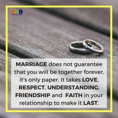 It's not the act of getting married that ensures your success. It's all the little acts you do from that point forward that determine the success of your marriage. What actions are you taking today to make your marriage extraordinary?