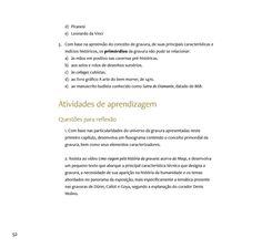 Página 49  Pressione a tecla A para ler o texto da página