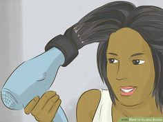 How to Do Box Braids. Box braids can give you the chic, bohemian look you've always wanted and make maintaining your hair day-to-day much easier. Getting box braids professionally done at a salon can be expensive, but you can create this. Box Braids Hairstyles, Smart Hairstyles, Black Girl Braided Hairstyles, African Hairstyles, Tight Braids, Big Box Braids, Blonde Box Braids, Box Braids Styling, Braids For Black Hair