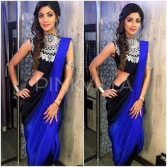 Style File : Shilpa Shetty in Gaurav Gupta, Roshni Chopra and Nikhil Thampi | PINKVILLA