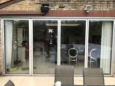 Aluminium Bifolding Doors Repaired in Wandsworth SW18 as part of our Door Repairing Service in South West London. DWLG attended a House in the Wandsworth SW18 area of London to carry out a Aluminium Bifolding Door Repairs Wandsworth SW18 service.